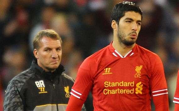 Liverpool, Rodgers explique le départ de Suarez