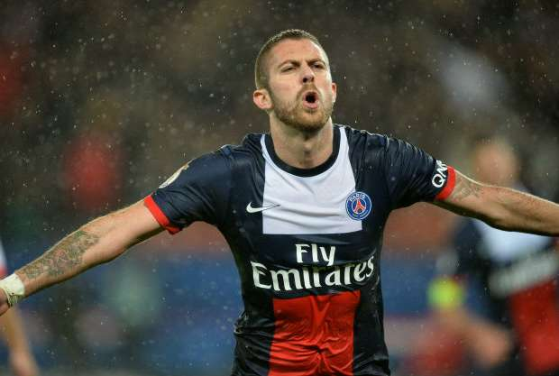 Menez: I want to replicate PSG success with Milan