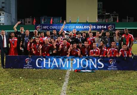 Indonesia Akan Jajal Juara AFC Challenge Cup 2014