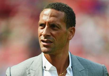 Ferdinand a Carragher: