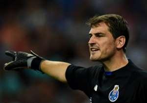 Iker Casilla I Real Madrid, Porto I 156