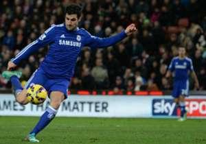 =2) Cesc Fabregas | Chelsea 2014-15 | Assist: 18
