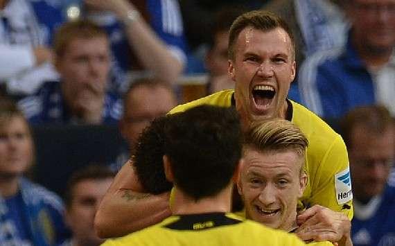 Im Hinspiel durften die Dortmunder jubeln