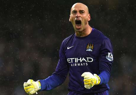 'Chelsea face competition for Caballero'