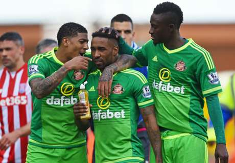 Allardyce: Defoe has saved Sunderland
