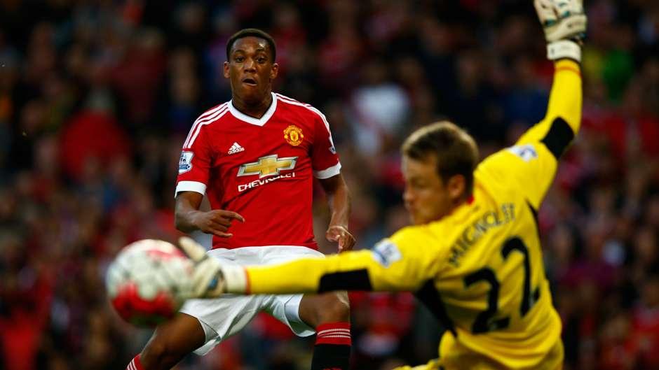Top Opta stats | Manchester United v Liverpool