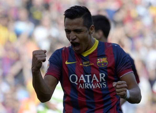 Barcelona insist Alexis is not for sale