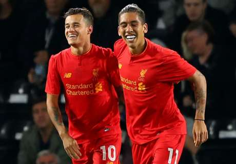 Coutinho shines as Liverpool progress