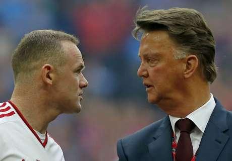 Rooney: 'Unfair' to discuss LVG future