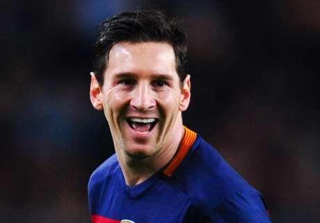 Le nouveau look de Lionel Messi