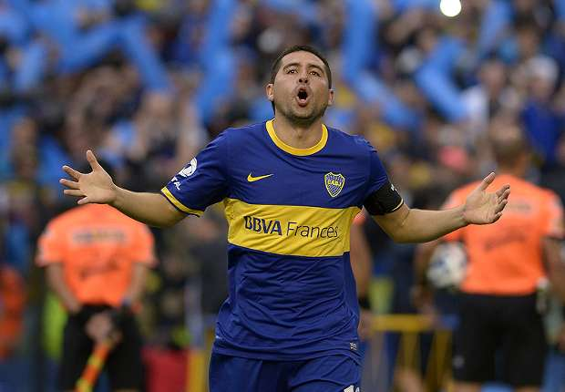 Juan Roman Riquelme - Boca
