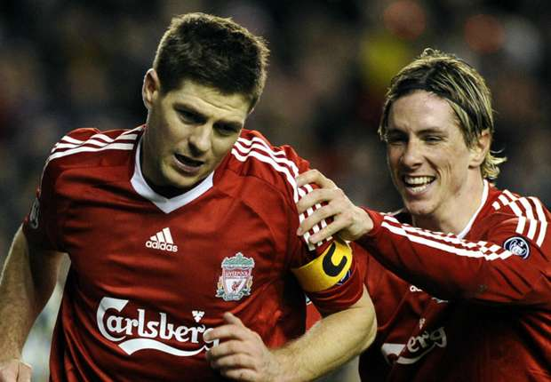Torres: Gerrard Is The Best I've Ever Played With