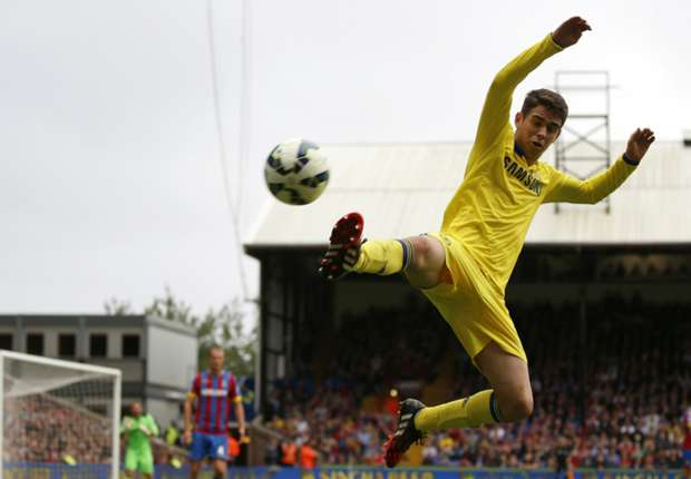 Crystal Palace 1-2 Chelsea: Fabregas off the mark as Mourinho's juggernaut rumbles on