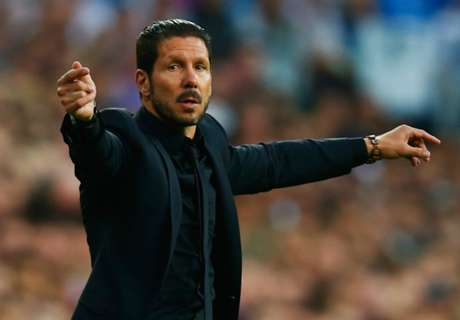 Simeone: Expectations are huge now