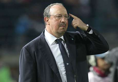 'I'll get Rafa a good contract for Madrid!'