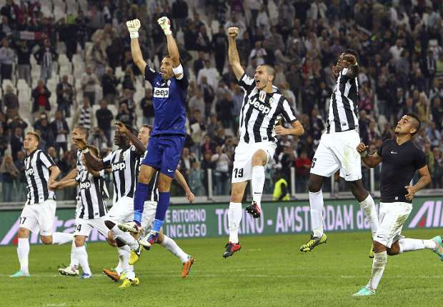 Record makers: Unstoppable Juventus creating history with third straight Scudetto