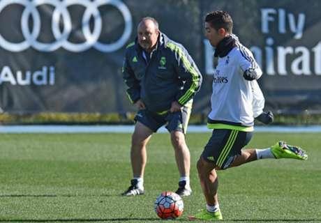 'I hope Ronaldo has no ceiling for goals'