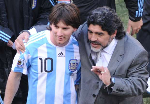 Messi won't be better than Maradona until World Cup win - Cannavaro