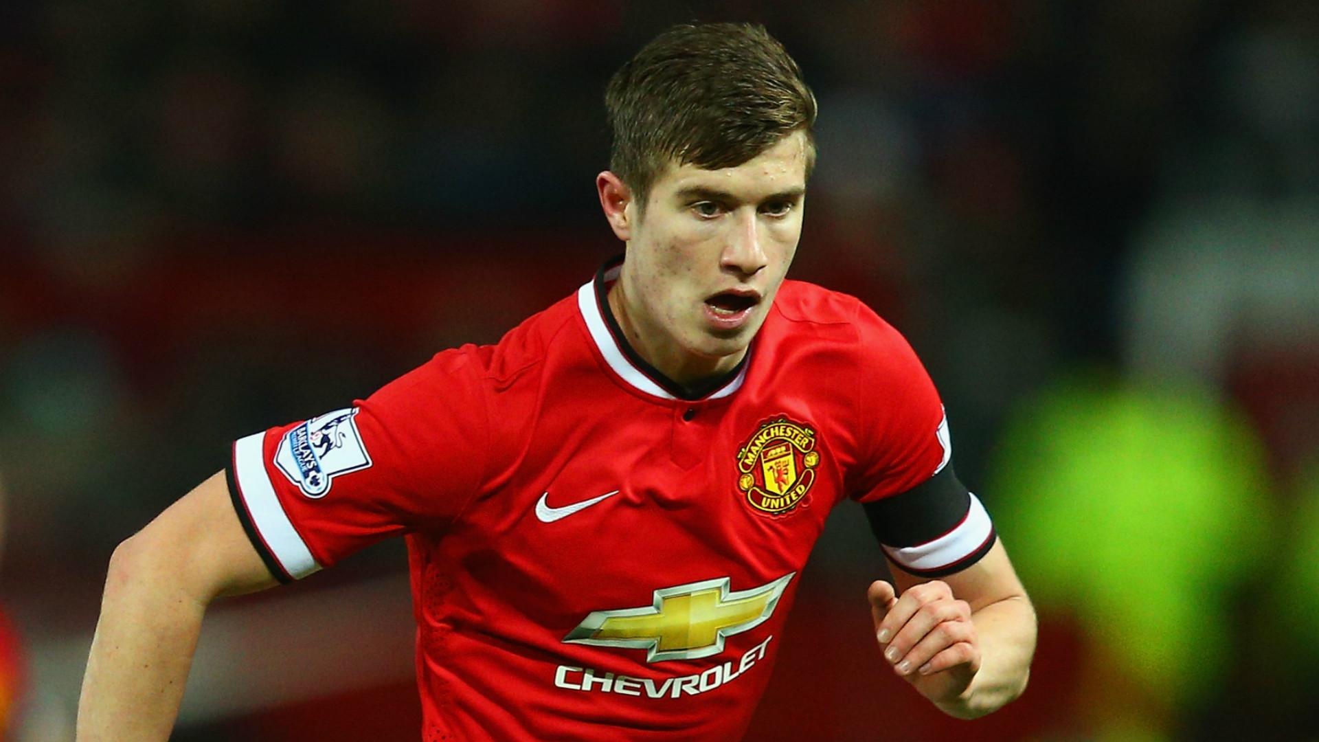 Paddy McNair Manchester United