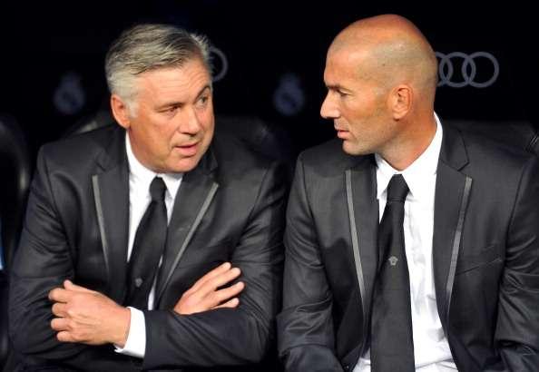 Zinedine Zidane dejaría el Real Madrid en el verano