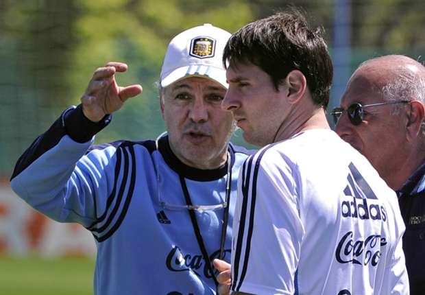 Sabella: My job is to make Messi 'feel respected' with Argentina