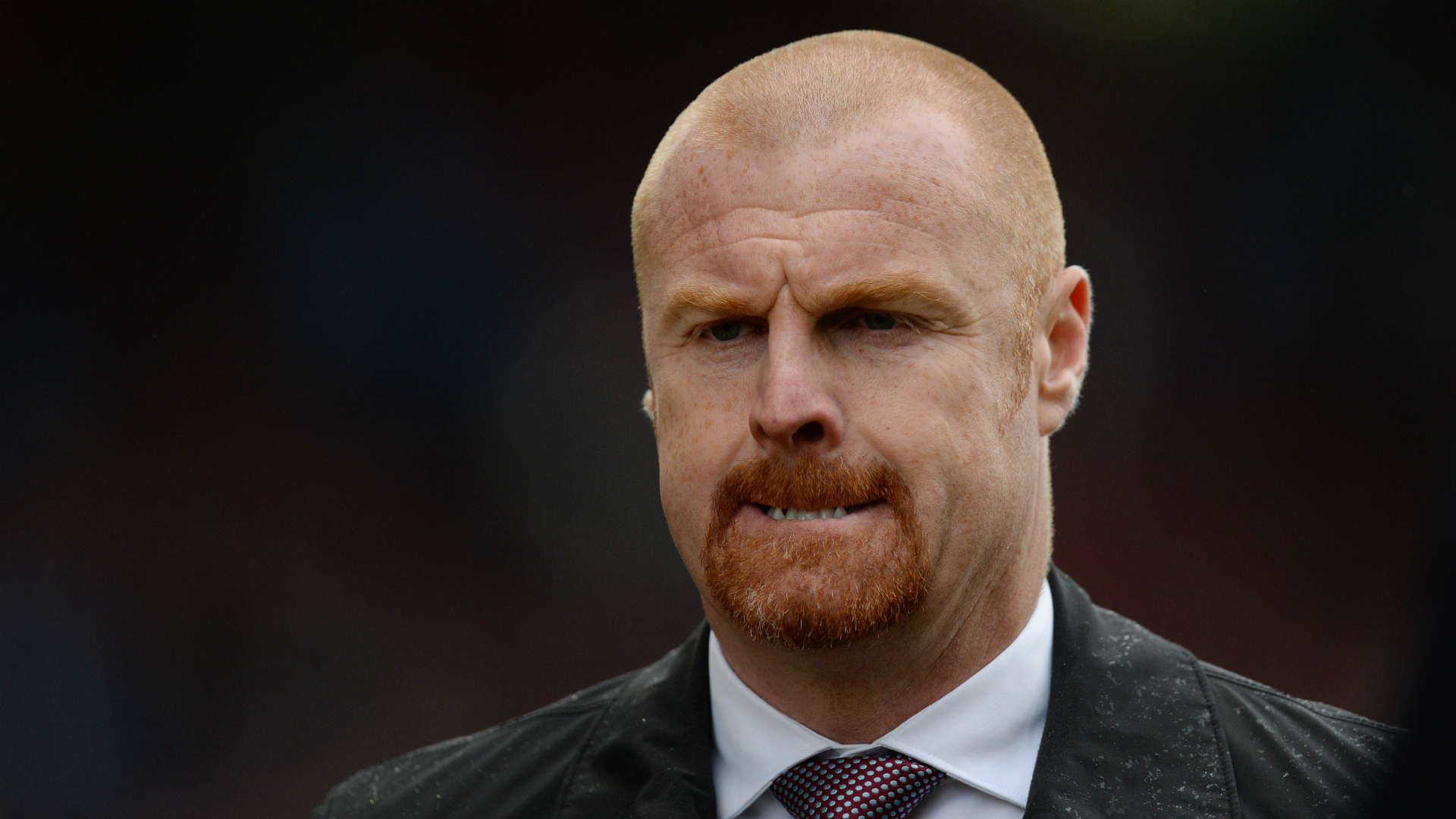 Sean Dyche Burnley Leicester City 25042015