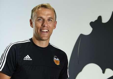 Neville angry at Valencia meltdown