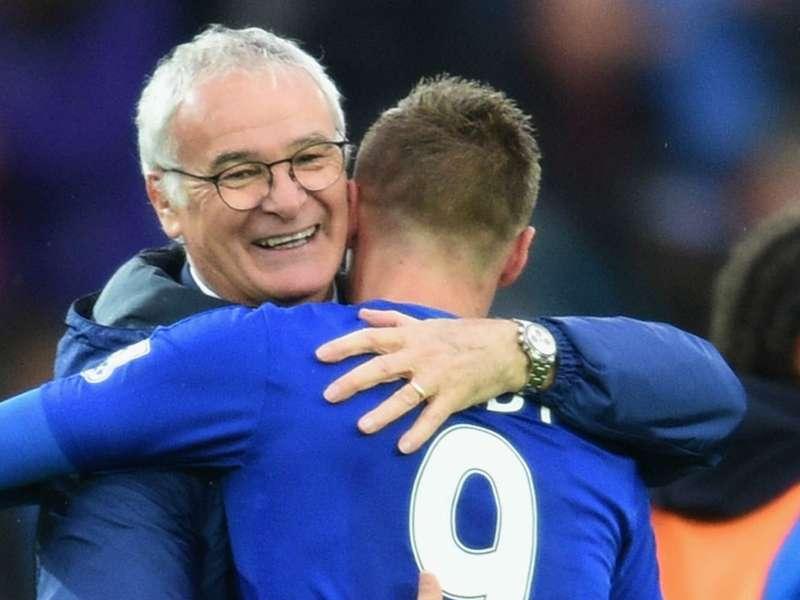 Leicester, Ranieri laisse une semaine de vacances à ses joueurs