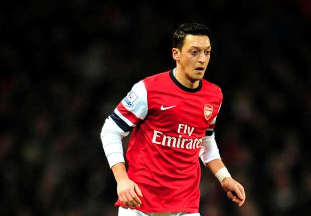 Arsenal have missed Ozil, says Arteta