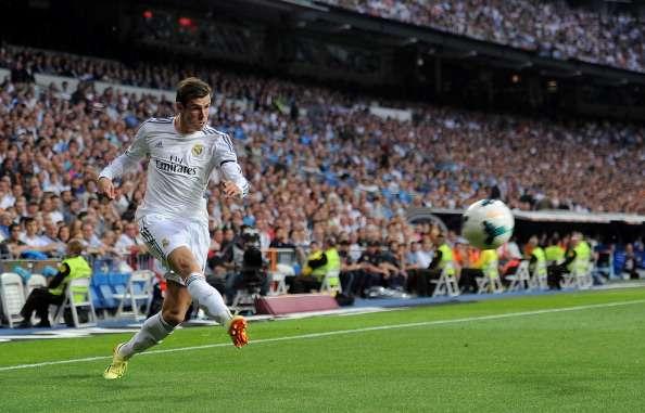 Gareth Bale traf gegen Espanyol zur wichtigen 1:0-Führung