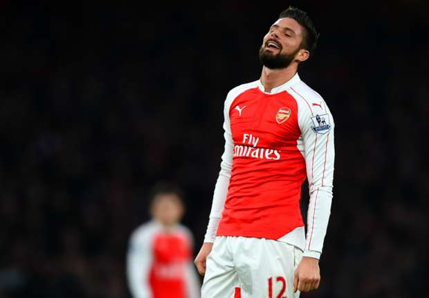 Losing to Barcelona would not be a scandal - Giroud