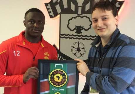 Wanyama desperate to avoid Fifa ban