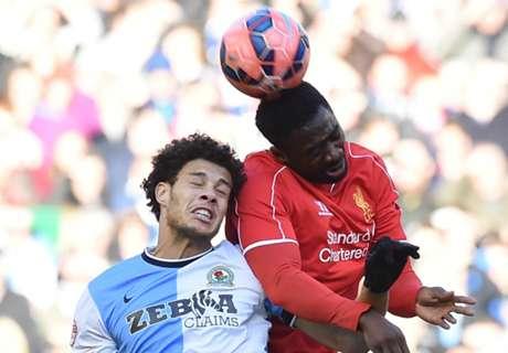 Résumé de match, Liverpool-Blackburn (0-0)