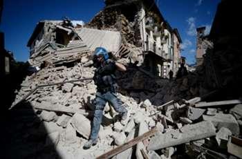 European soccer reacts to Italian earthquake tragedy