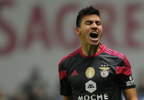 'Man Utd in talks for Gaitan'