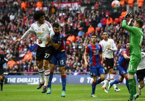 ไฮไลท์  Crystal Palace 1 - 2 Manchester United
