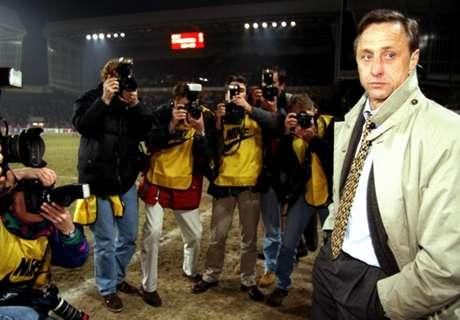 Trofi Terakhir Johan Cruyff Untuk Barcelona