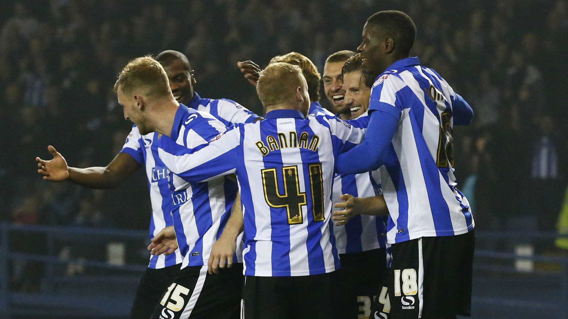 Sheffield Wednesday vs Huddersfield