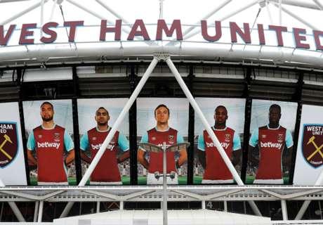 LIVE: West Ham vs. Arsenal