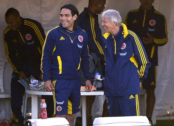 Pekerman: Any team at the World Cup would want Falcao