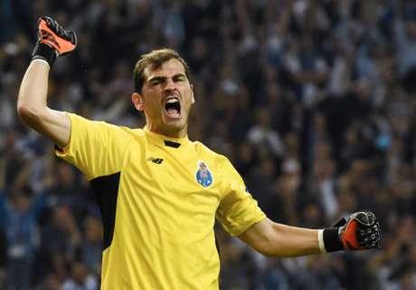 El Porto pierde por una cantada de Iker