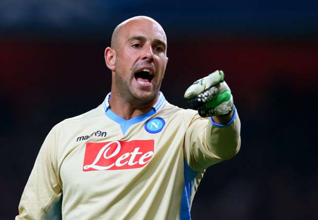 Reina to stay at Liverpool - agent