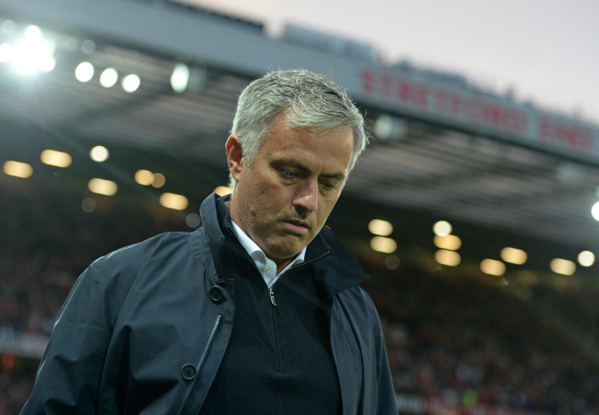 HP Jose Mourinho Man Utd