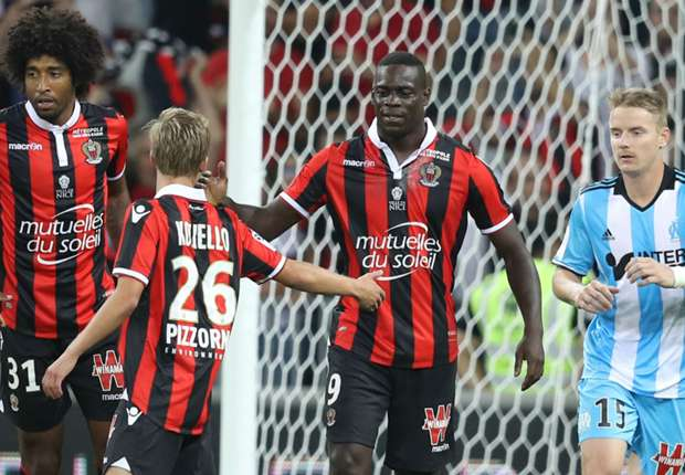 Mario is Super again: Balotelli helps Nice to derby victory
