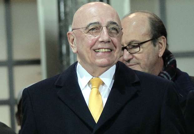 Galliani: AC Milan still have time to strengthen squad