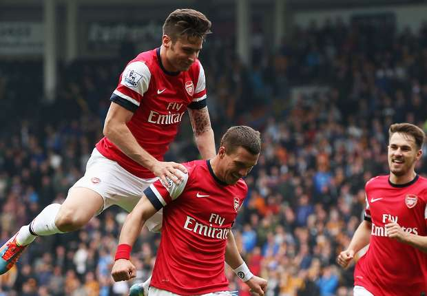 Arsenal - Hull City Betting Preview: Confident Gunners to end nine years of hurt