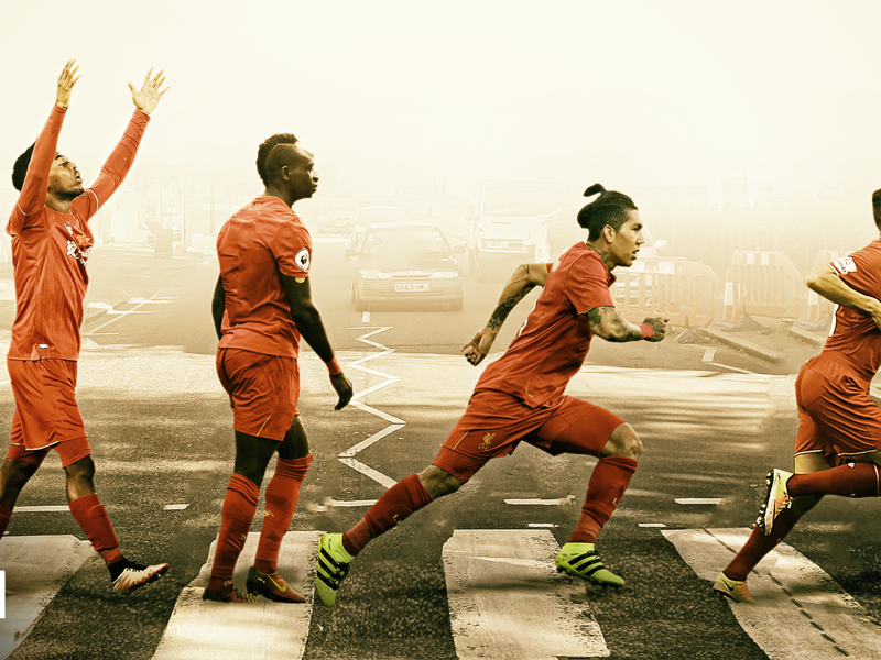 Mane, Firmino, Sturridge, Coutinho - are Liverpool's new fab four the Premier League's best?