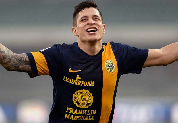 Juventus to beat AC Milan to £16m Iturbe deal