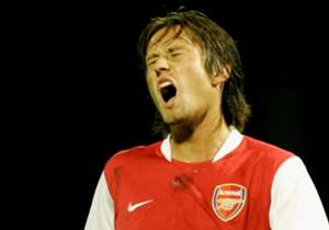 On May 23, 2006 | Czech international Tomas Rosicky joins Arsenal for a fee of £6.8 million from Borussia Dortmund.