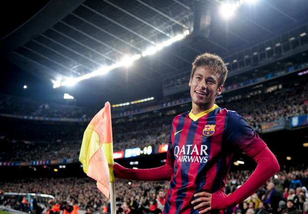 Neymar, cuatro semanas de baja por un edema